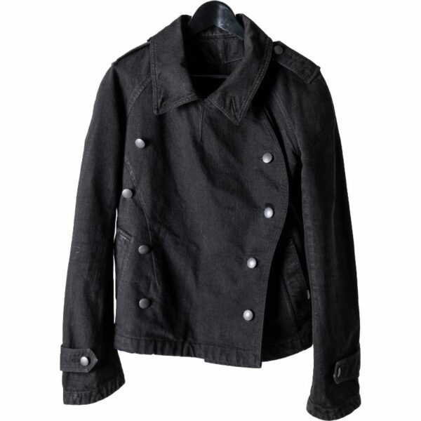 Julius SS07 Black Napoleon Jacket