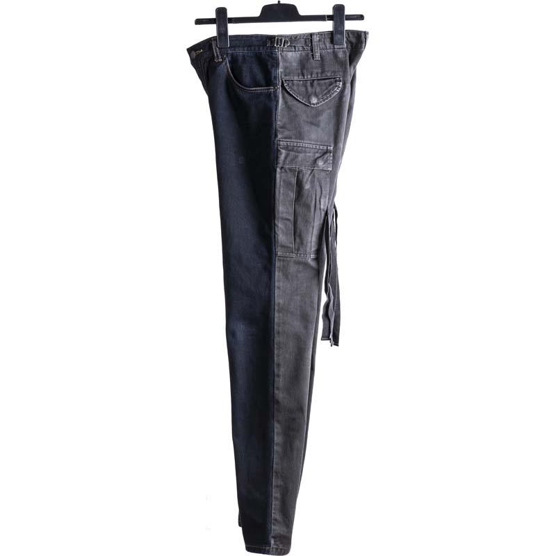 Miharayasuhiro Hybrid Denim/Cargo Pants