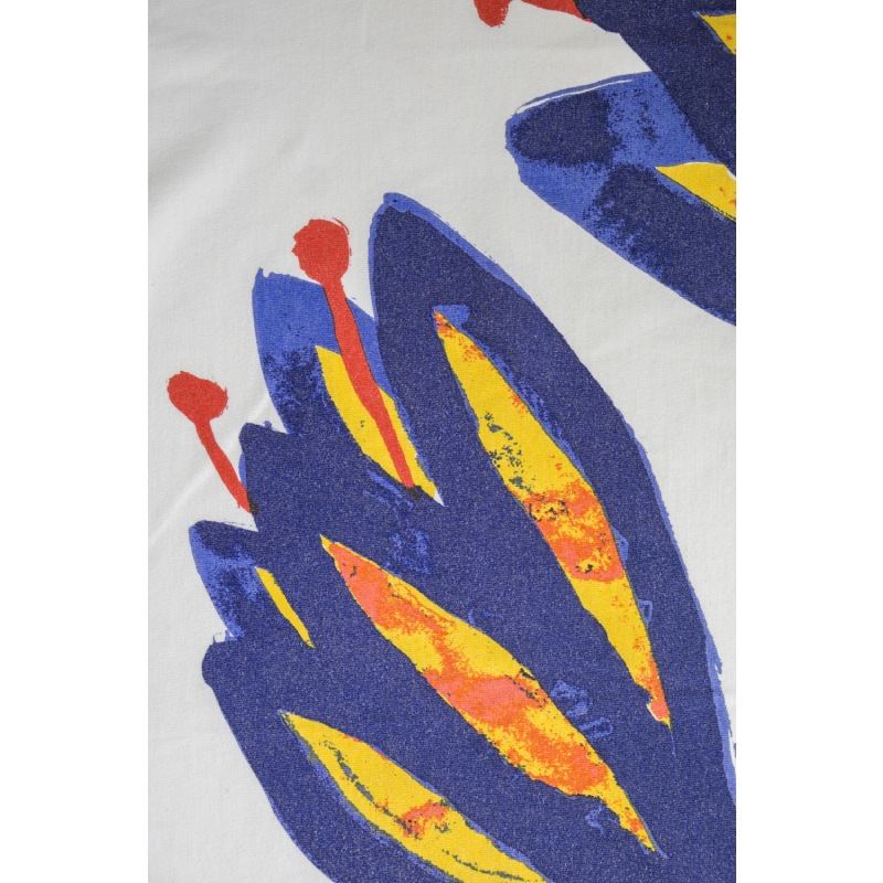 Comme des Garcons Homme Plus SS11 Painted Flowers Tee