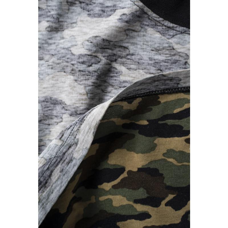 Final Home Reverse Camo Long Sleeve