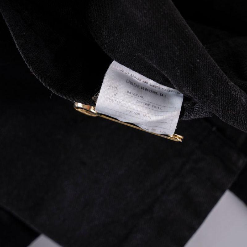 Julius SS07 Black Napoleon Jacket