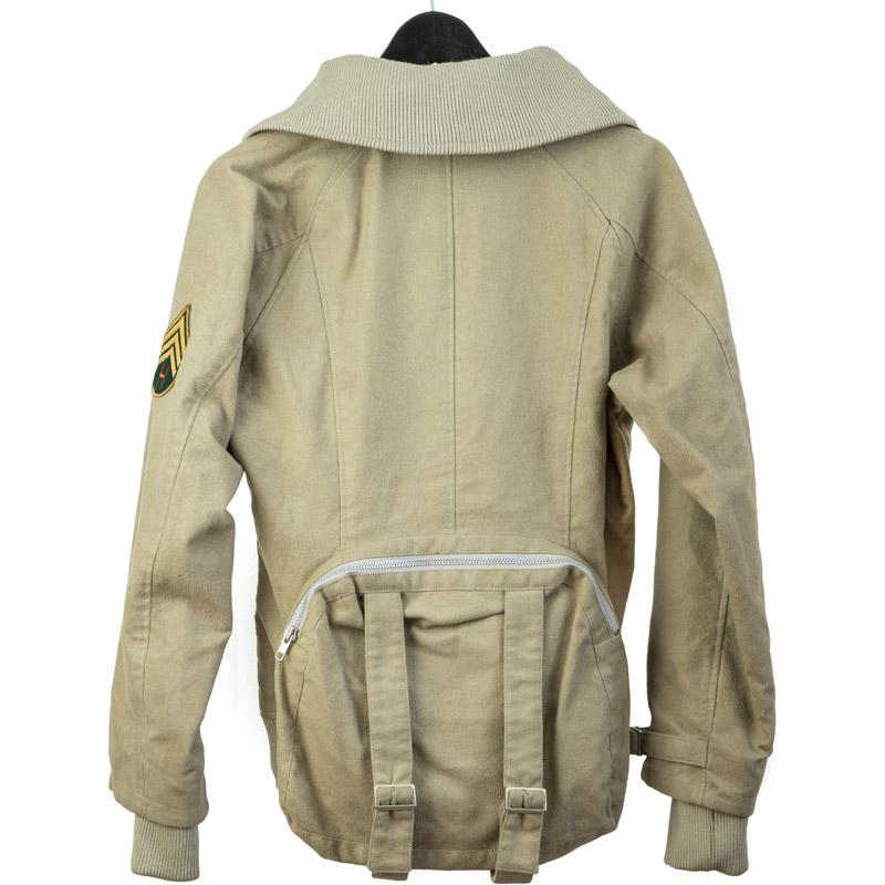 20471120 Hyoma Backpack Flight Jacket