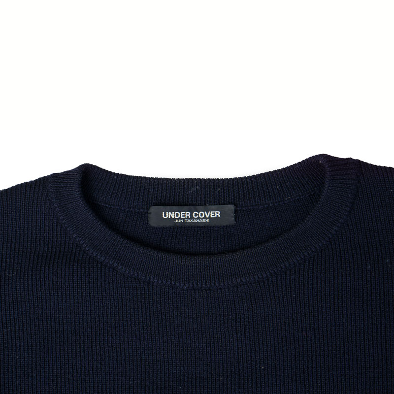 Undercover AW96 'WIRE' Cutout Military Sweater