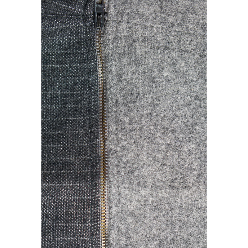 Dolce & Gabbana Zipper Wool Pants