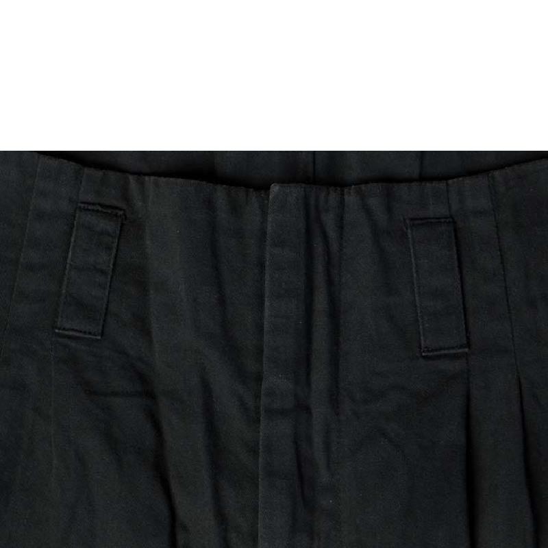 Raf Simons 90s 34 Wide Cotton Pants