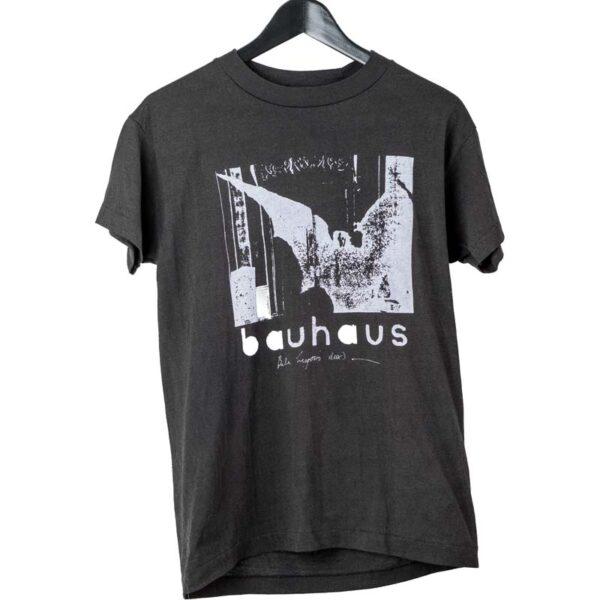 Vintage Bauhaus 'Bela Lugosi's Dead' Tee