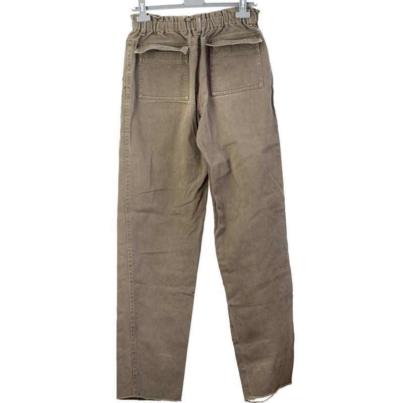 Issey Miyake 80s Beige Worker Pants
