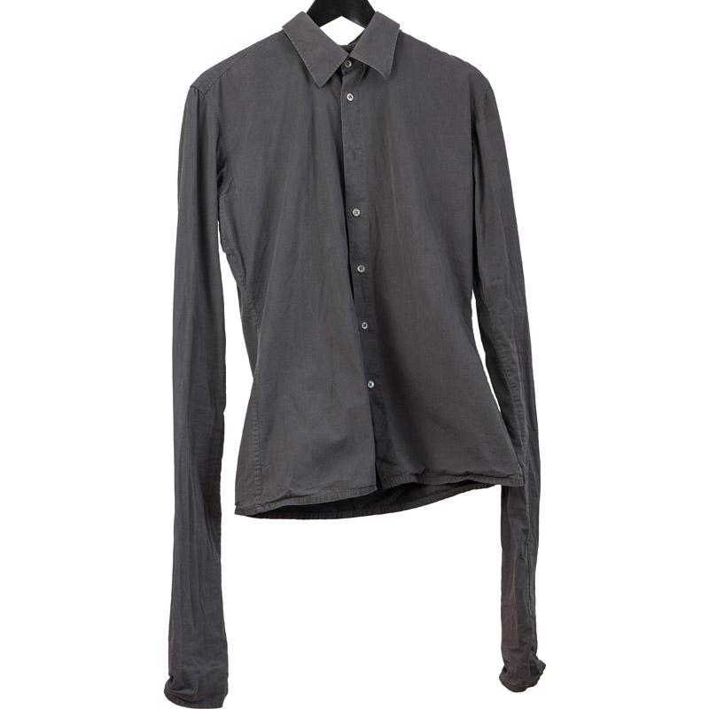Raf Simons AW99 'Confusion' Elongated Shirt