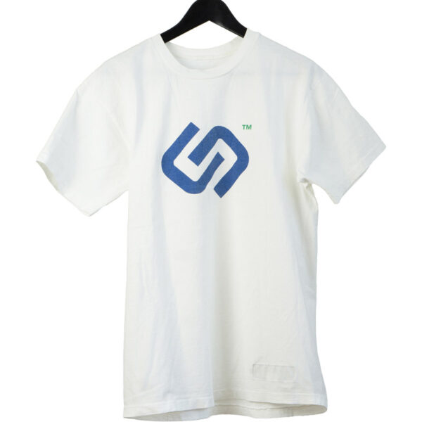 Undercover SS99 'Relief' Minimalistic Logo Tee