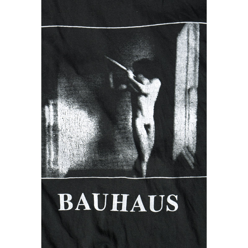 Vintage Bauhaus 'In The Flat Field' Tee