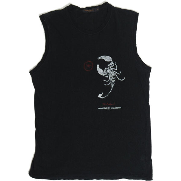 Undercover 'Scab' Scorpion Tank Top