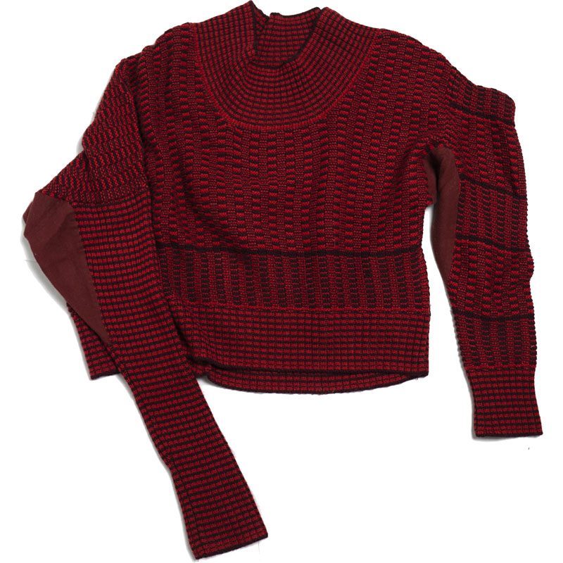 Vivienne Westwood Red Label Asymmetrical Sweater