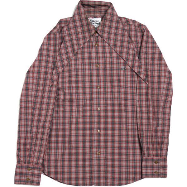 Vivienne Westwood MAN FW15 Ascot Collar Shirt
