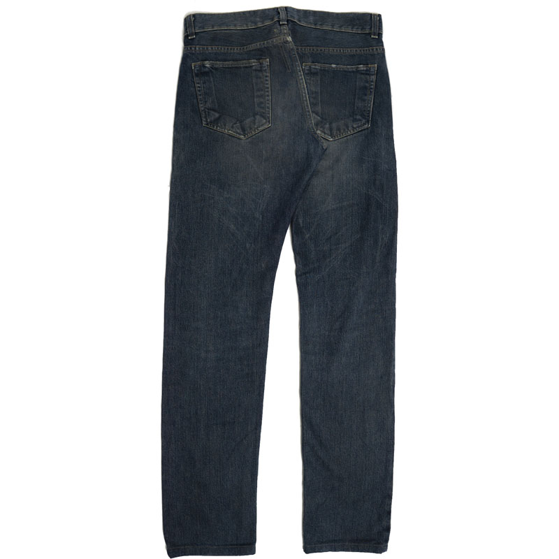 Rick Owens DRKSHDW Navy Detroit Jeans