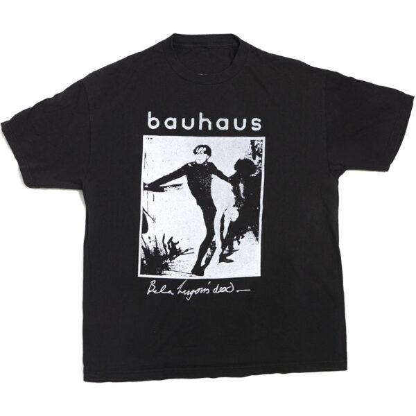 """Vintage Bauhaus """"Bela Lugosi's Dead"""" Tee"""