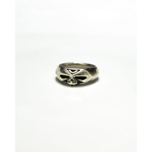 "Undercover AW13 ""Anatomi Couture"" Skull Silver Ring"