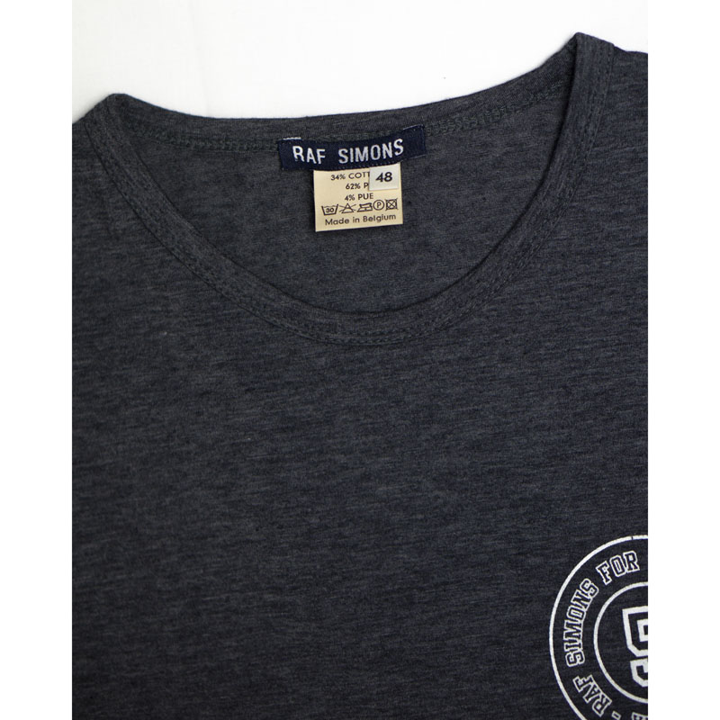 Raf Simons 90s For United Arrows 5 Year Anniversary Tee