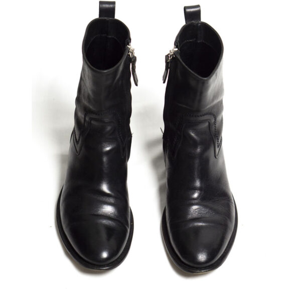 "Dior Homme AW07 ""Navigate"" Western Boots"