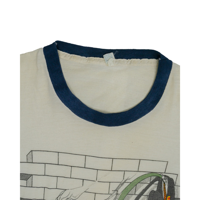 Pink Floyd 80s 'The Wall' Print Tee
