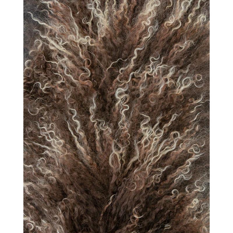 Ann Demeulemeester Mongolian Lamb Fur Vest