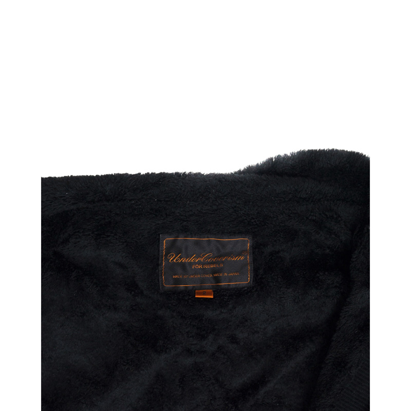 Undercover AW05 Arts & Crafts Fur Corduroy Jacket