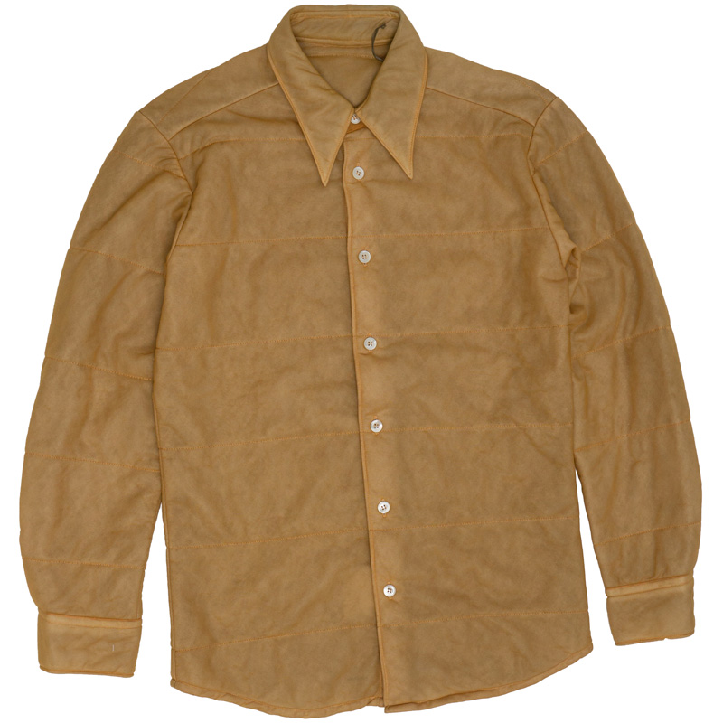 Carol Christian Poell 90s Puffy Button-Up Shirt