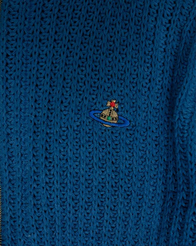 Vivienne Westwood Purple College Wool Jacket