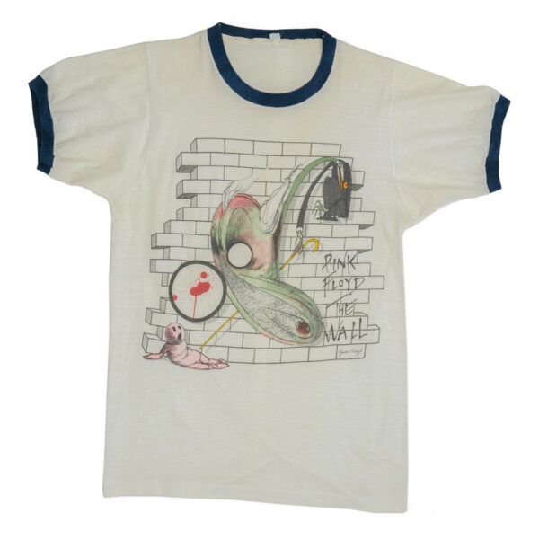 Pink Floyd 80s 'The Wall' Print Tee