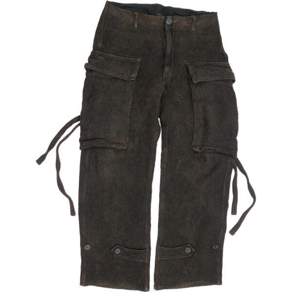 Julius AW05 'Thieves' Gobelin Gasmask Cargo Pants