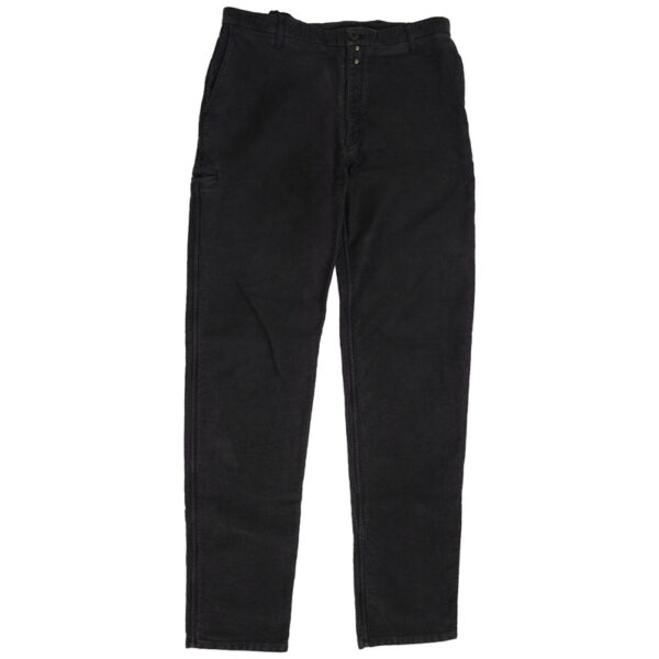 10 Corso Como x Rick Owens Worker Heavy Cotton Pants