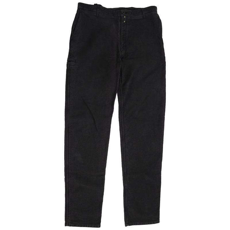 10 Corso Como x Rick Owens Worker Heavy Cotton Pants