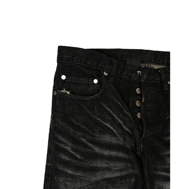 Dior Homme SS03 'Follow Me' Clawmark Jeans