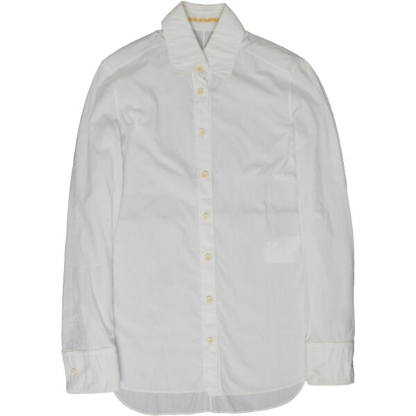 Carol Christian Poell SS05 Fe-male White Shirt