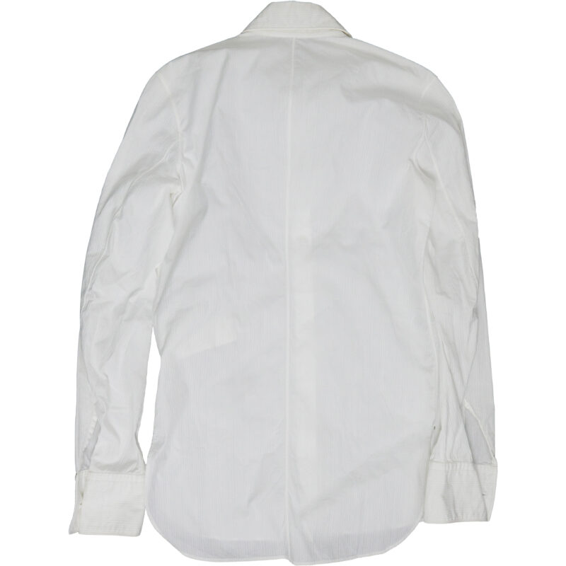 Carol Christian Poell SS05 Fe-male White Shirtian Poell SS05 Fe-male White Shirt
