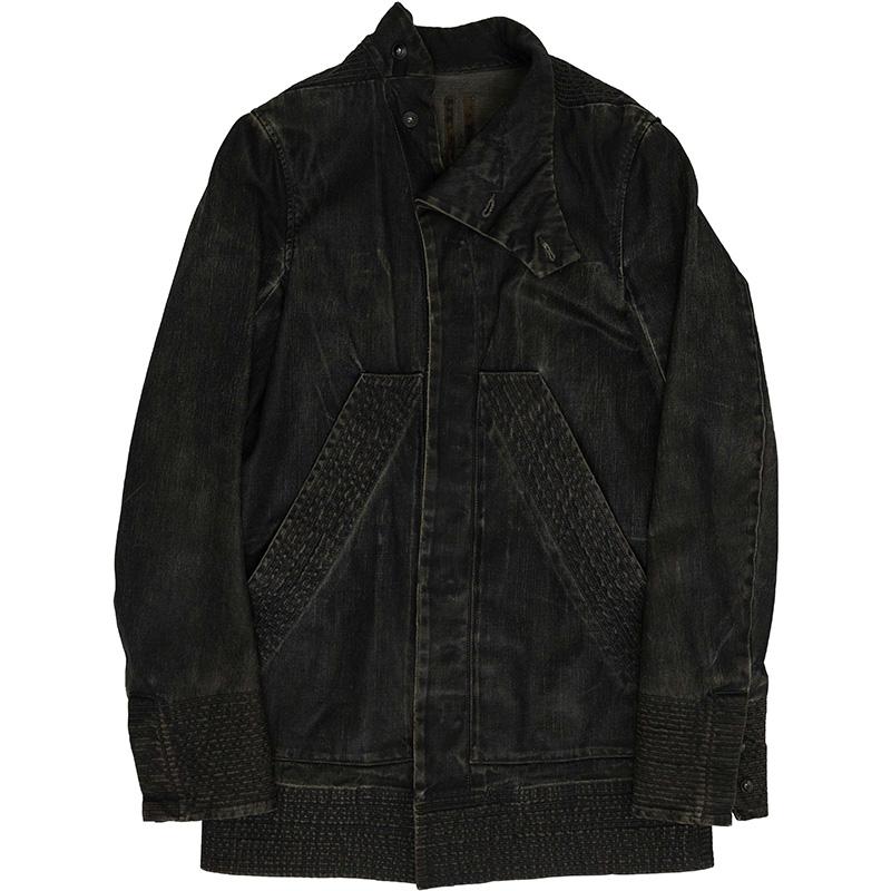 Rick Owens DRKSHDW Mega Slave Jacket